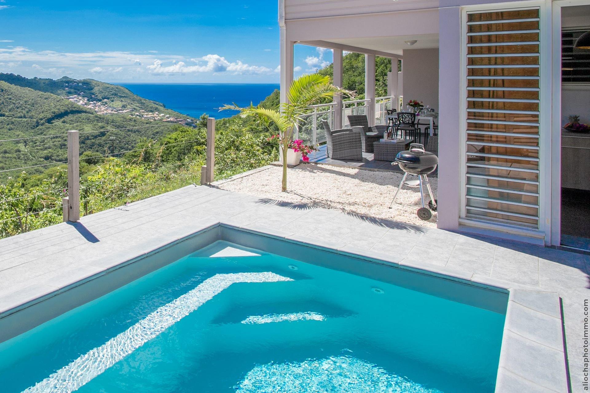 Villa/appartement indépendant EDEN - 1 à 9 personnes